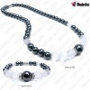 2012 Popular Fashion Hematite Necklace Set