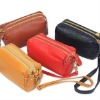 Sweet women leather coin purse with high quality