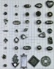 panndora silver beads