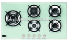 built -in stainless steel gas burner/cooker /stove