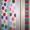 Custom printed polyester grosgrain ribbon