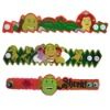 Soft PVC Wristband,Cartoon Wristband,Bracelets