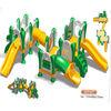 Perfect children plastic playground