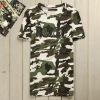 100% cotton man casual t-shirt fashion style