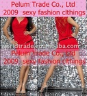 2009 new arrival fashion lady clothings ,sexy fashion,fashion dress,party dress,streetwear,sexy mini dress