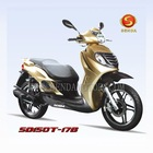 50CC/125CC/150CC Gas Scooter, EEC & DOT