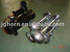 Air horn & compressor combine