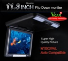 11 inch bus roof mount monitor