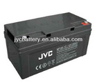12V65AH solar system battery