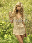 designer kaftan short dress