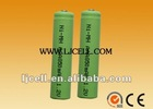 Ni-MH Battery AAA 1.2v 850mah Rechargeable battery