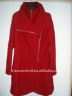 women's winter overcoat 100% wool