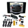 Desktop 3.5-inch TFT Monitor video Parking Sensor system (