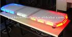 Strobe light bar, 12V 1W/LED, LED warning light bar, color-red/amber/white/blue available