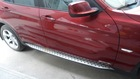 Running board For BMW X1 E84 2009