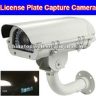 6-60mm DC Auto Iris Varifocal Lens with IR-CUT License Plate Capture Camera