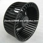 heater fan wheel 135x55 blower wheel impeller,small fan wheel for PTC heater
