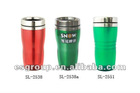 promotional travel vacuum flask mug