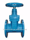 BW616R DI SLUICE RESILIENT SEATED GATE VALVE