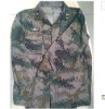 Anti-flaming Anti-static Anti-pilling Camouflage fabric for army uniform