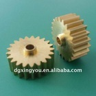 Precision brass spur gear