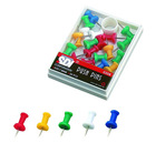 Colorful Push Pins(SDI BRAND from TAIWAN)