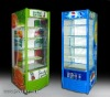 Refrigerated Supermarket Cases-Drink showcase
