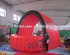 hot sale illuminated deccoration inflatable carnival led bar counter