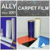 "Carpet Protective Film--FR 3mil x 30"" x 200'"