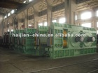 Roller press in cement industry