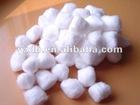 0.3g white cotton wool alcohol balls