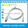 Micro USB 5pin to HDMI Cable Adapter for Samsung Galaxy S3