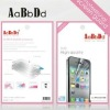 high clear crystal clear screen guard protector for iphone4s