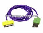 1m USB 2.0 Cable for iPad / iPad 2 / iPhone / iPod