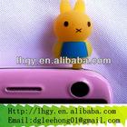 Mini nice anti dust plug charm wholesale cheap