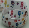 "1"" Shortcake Girl Printed Grosgrain Packing Ribbons"