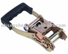 50mm 5000kg Ratchet Buckle rubber handle
