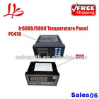 Free Shipping!!! PC410 & CH6 temperature control panel for ir6000&ir9000 bga rework station,good quality temperature controller!