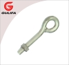 oval eye bolt(hot dip galvanized hardware,eye bolt)