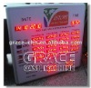 Exchange Rate Display CRD-4105 -with date and time display