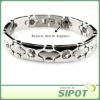 wholesale power titanium steel magnetic bracelet