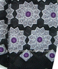latest design of 100% swiss lace for party(H556)
