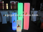 LED wedding pillars columns