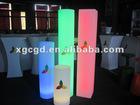 LED wedding pillars columns