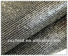 Shining glitter mesh fabric for shoes