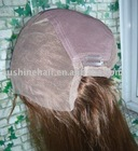 16 inches Brazilian Virgin Human Hair Kosher Wig