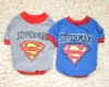 Dog Superman Clothes T Shirt