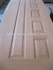 engineered teak veneer mould door skin 2150*920*3mm