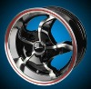 alloy wheel 126