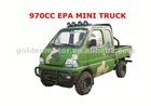 HDC970-1A 970cc EPA/CARB4x4 mini car truck